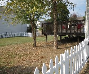 Backyard, 7367 Arborlee Drive