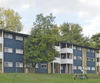 Building, City Side Flats