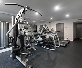 Fitness Weight Room, Lassen Village