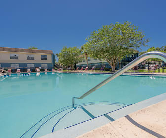 Pool, Topaz Plaza Apartments