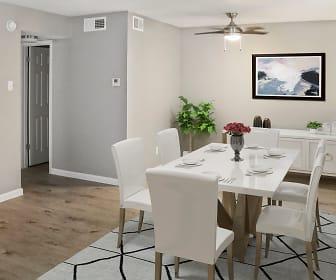 Dining Room, Hidden Oaks and Soho