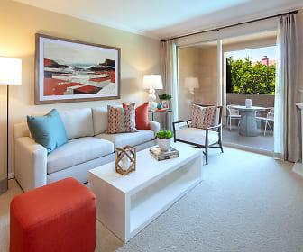 Living Room, Portola Place Apartment Homes