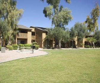 Building, Garden Place