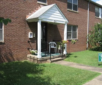 Chapman Square Apartments, Colonial Village, Knoxville, TN