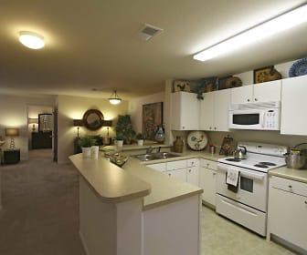 Kitchen, Vantage Pointe Homes Marrowbone Heights