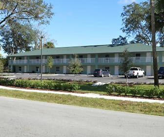 Building, Grand Oaks Apartments of NSB
