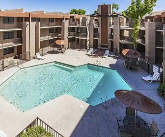 Pool, Phoenix Central Monthly Rentals