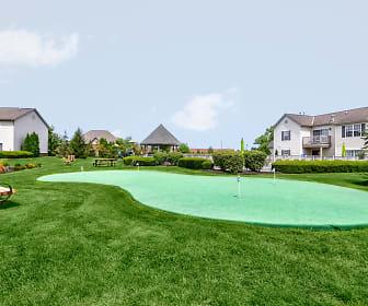 Golf, Parkway Village