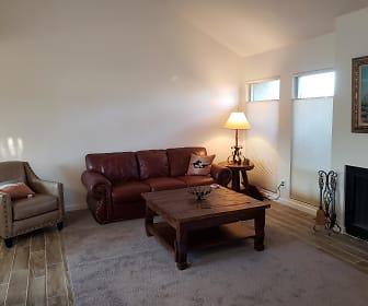 Living Room, 7005 N Via Camello Del Sur, Unit 44