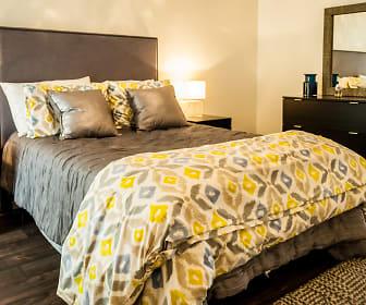 Bedroom, Plaza 550