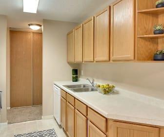 Medicine Lake Apartments, Wayzata East Middle School, Plymouth, MN