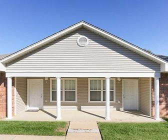 The Cottages of Fort Smith, Caulksville, AR