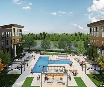 Viking Lakes Residences, Inver Hills Community College, MN