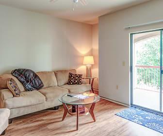 Living Room, Bradford Place Apartments