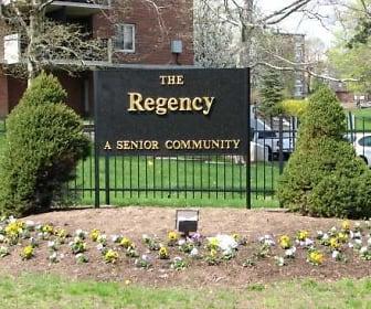The Regency, E C Goodwin Technical High School, New Britain, CT