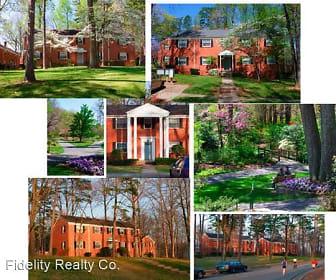 Lindley Park Manor, Sunset Hills, Greensboro, NC