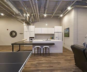CLUB ROOM, Brick Lofts Apartments