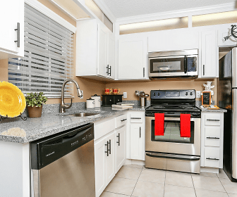 Kitchen, Veridian Townhomes