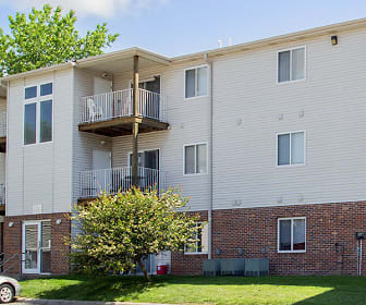 The Heights Apartments, Iowa Western Community College, IA