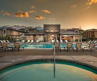Pool, Sierra Vista Apartments