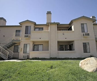Building, Fallbrook Hills