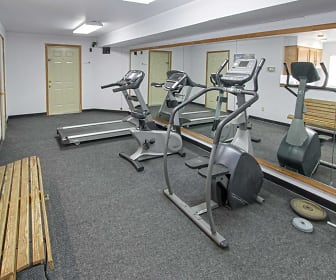 Fitness Weight Room, Parkview