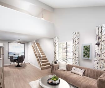 Living Room, The Palmer Residences