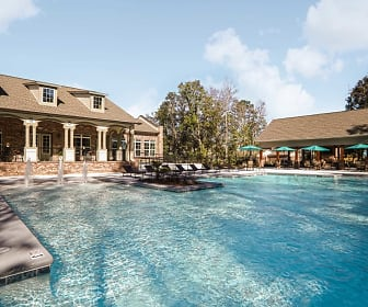 Pool, La Maison