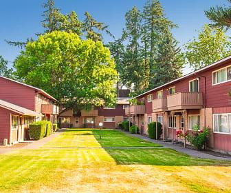 Townhouse Apartments, Central Beaverton, Beaverton, OR
