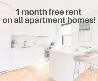 1 month free rent on all apartment homes, The Century