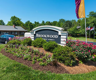 Brookwood Apartments, Trinity High School, Trinity, NC