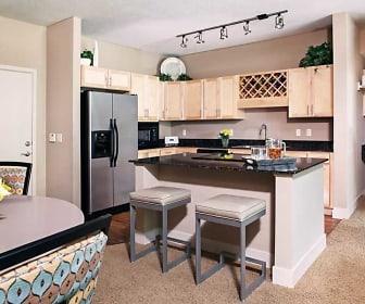 Kitchen, Broadmoor At Aksarben Village
