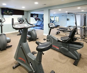 Fitness Weight Room, Rancho Hillside