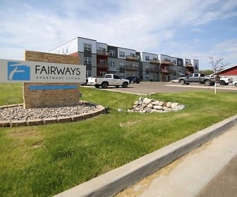 Community Signage, Fairways at Hunter Run Apartments