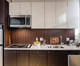 Kitchen, Avalon North Point Lofts
