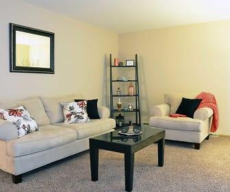 Living Room, Ashton Apartments
