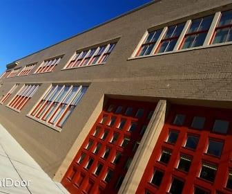 4160 Olive Blvd Motorworks, Compton Drew Ilc Middle School, Saint Louis, MO