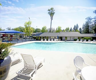Pool, Torrey Ridge Apartments
