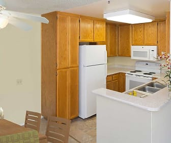 Two Bedroom Kitchen, eaves La Mesa