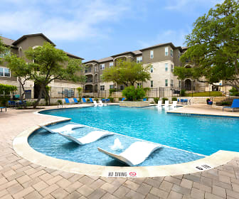 Pool, Cascadia Apartments
