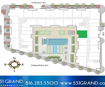 531 Grand Boulevard, Metro Center On Main At 12Th St - KCATA, Kansas City, MO