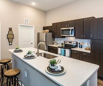 Kitchen, Aliso Briargate Apartments