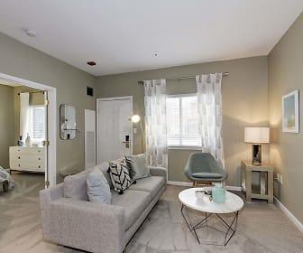 Living Room, Flats at Shady Grove