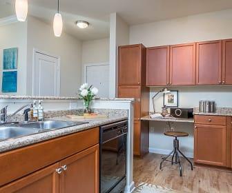 Kitchen, View at Legacy Oaks