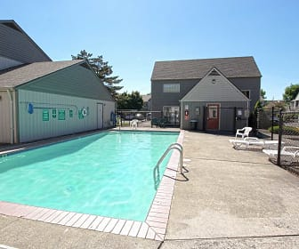 Pool, Brookhollow Apartments