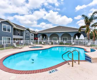 Redbud Place Apartments, University of Texas  Pan American, TX