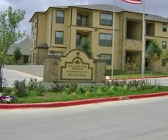 Community Signage, Mission Del Rio Apartment Homes