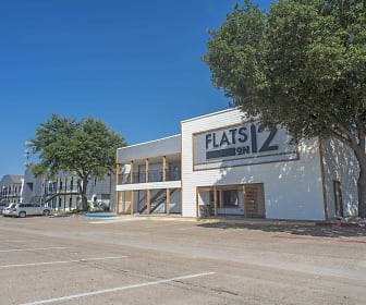 Flats on 12, South Knoll, College Station, TX