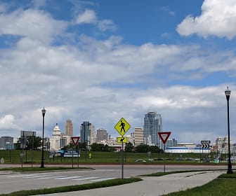 Victoria Square South Apartments, Mount Adams, Cincinnati, OH