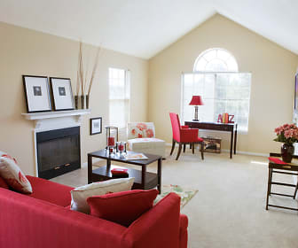 Living Room, Easthaven at The Village